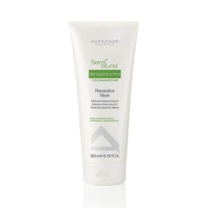 ALFAPARF SEMI DI LINO Reparative mask 200 ml