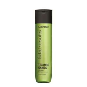 MATRIX TOTAL RESULTS TEXTURE GAMES POLIMERS SHAMPOO 300 ml